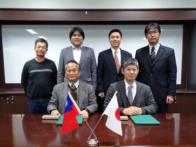 3/11 Faculty Exchange Agreements With National Central University